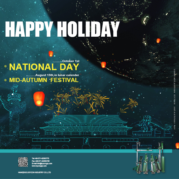 Happy National Holiday & Mid-Autumn Festival