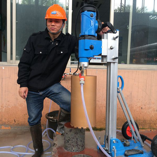 3300W Core Drill Machine DBC-33 Start Testing-1